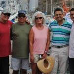 Team at Cape Verde