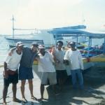 Support Crew Bali Nusa Peneda Swim-1997